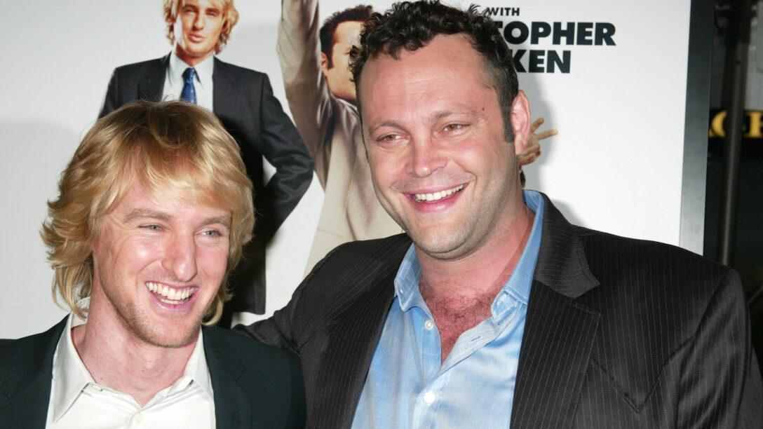 Owen Wilson and Vince Vaughn