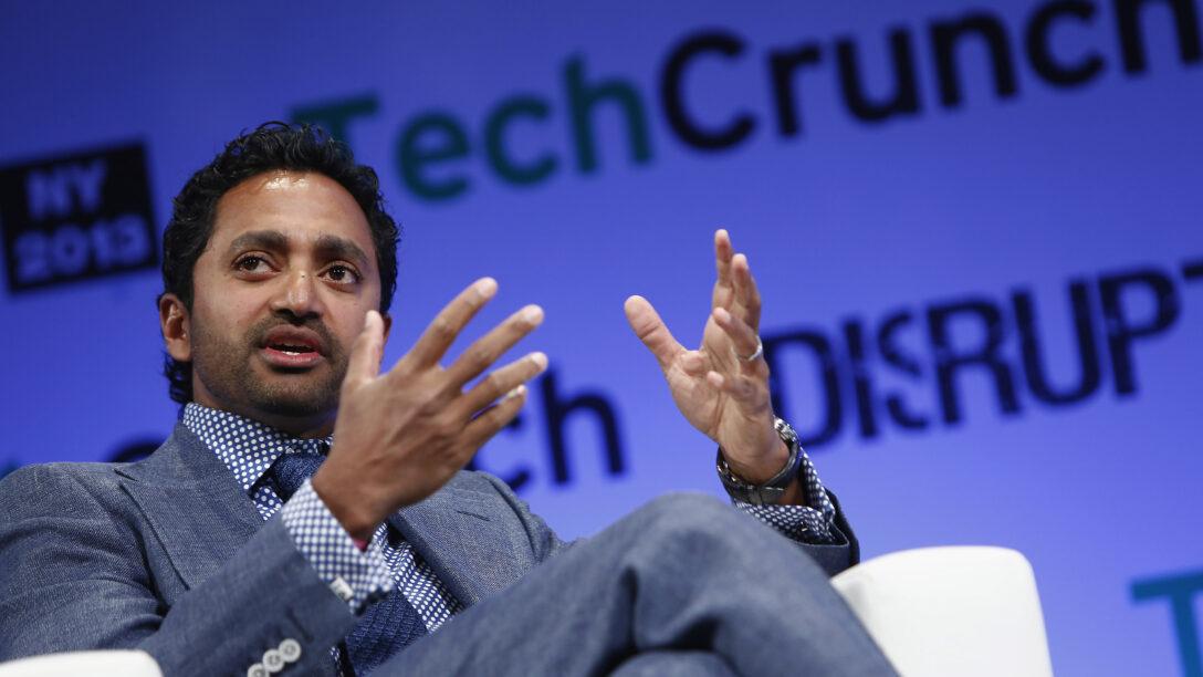 Chamath Palihapitiya at TechCrunch Disrupt 2013