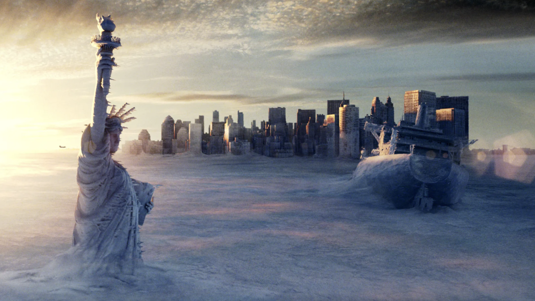 Still from The Day After Tomorrow