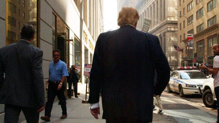 Trump in New York